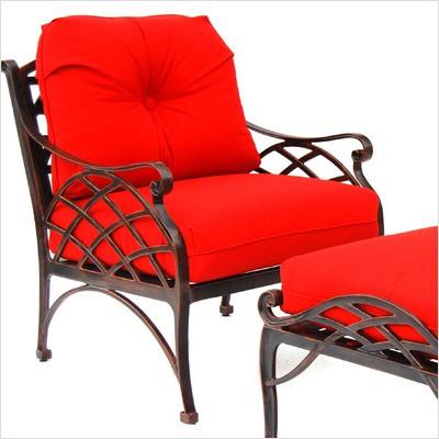 Crossweave Deep Seat Chair
