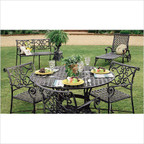 "Veracruz 46"" Round Patio Dining Set"