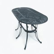 "Veracruz 82"" Oval Dining Table Set"