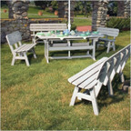 Portsmouth Large Bench Dining Set