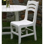 Seaside Casual Charleston Side Chair- Set of Two