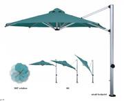 Shademaker Sirius Cantilever Umbrella