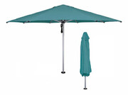Shademaker Astral Umbrella Open and Closed