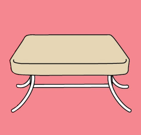 Treasure Garden Oval And Rectangle Occasional Table Cover Cp923