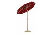 Treasure Garden 6' Octagon Push Button Tilt Umbrella