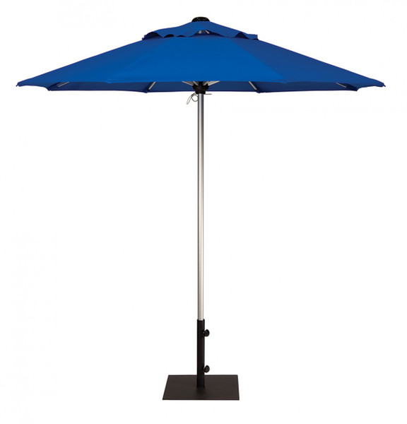 Treasure Garden Commercial 7.5' Octagon Umbrella, single wind vent