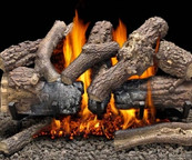 Firegear Tree House Fire Logs for Outdoor Fireplaces - 11 log set
