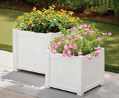 Seaside Casual Wickford Estate Planter