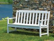 Seaside Casual Newport 4 ft. Bench Cushion