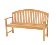 CO9 Design Dodger 5' Teak Bench