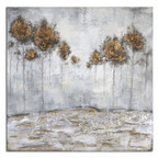 Uttermost Iced Trees Wall Art