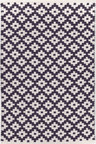 Dash & Albert Samode Navy/Ivory Indoor/Outdoor Rug