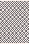 Dash & Albert Samode Graphite/Ivory Indoor/Outdoor Rug
