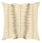 Elaine Smith Gladiator Ivory Toss Pillow