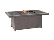 Castelle Classical Firepit Rectangular Coffee Table