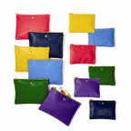 Fox Medallion Pouch Set of 12 (6 Large & 6 Small)
