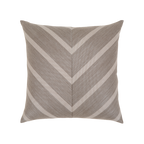 Elaine Smith Sparkle Chevron toss pillow