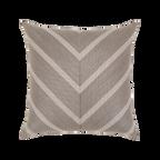 Elaine Smith Sparkle Chevron toss pillow