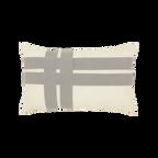 Elaine Smith Woven Lumbar pillow