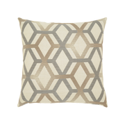 Elaine Smith Lustrous Lines toss pillow