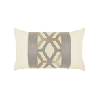 Elaine Smith Lustrous Lumbar pillow