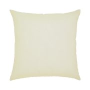 Elaine Smith Metallic Block toss pillow, back