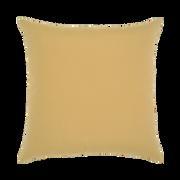Elaine Smith Nutmeg Block toss pillow, back