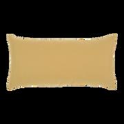 Elaine Smith Nutmeg Block Lumbar pillow, back