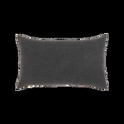 Elaine Smith Golden Deco Lumbar pillow, back