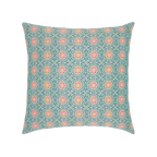 Elaine Smith Grand Turk Mosaic toss pillow