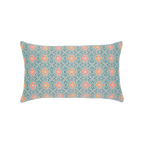 Elaine Smith Grand Turk Mosaic Lumbar pillow
