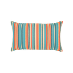 Elaine Smith Grand Turk Stripe Lumbar pillow
