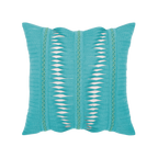 Elaine Smith Gladiator Aruba toss pillow