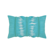 Elaine Smith Gladiator Aruba Lumbar pillow