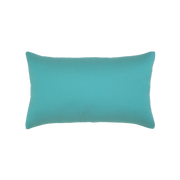 Elaine Smith Gladiator Aruba Lumbar pillow, back
