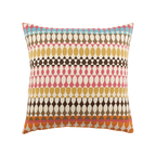 Elaine Smith Modern Oval Candy toss pillow