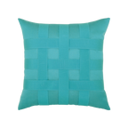 Elaine Smith Basketweave Aruba toss pillow