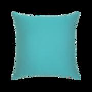 Elaine Smith Basketweave Aruba toss pillow, back
