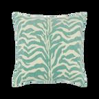 Elaine Smith Zebra Mist toss pillow