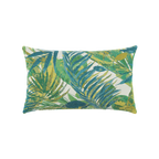Elaine Smith Eden Botanical Lumbar pillow