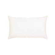 Elaine Smith Gladiator Coral Lumbar pillow, back