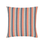 Elaine Smith Plush Plume Marine toss pillow