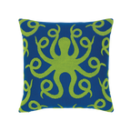 Elaine Smith Octoplush Deep Sea toss pillow