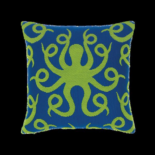 Elaine Smith Octoplush Deep Sea toss pillow