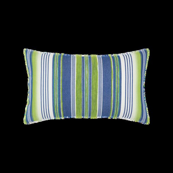 Elaine Smith Deep Sea Stripe Lumbar pillow
