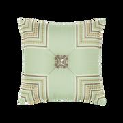 Elaine Smith Function Stripe toss pillow