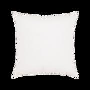 Elaine Smith Function Stripe toss pillow, back
