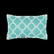 Elaine Smith Aruba Gale Lumbar pillow