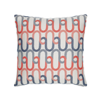 Elaine Smith Regatta Link toss pillow