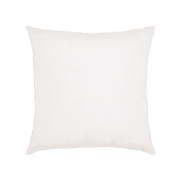 Elaine Smith Hibiscus Hoop toss pillow, back